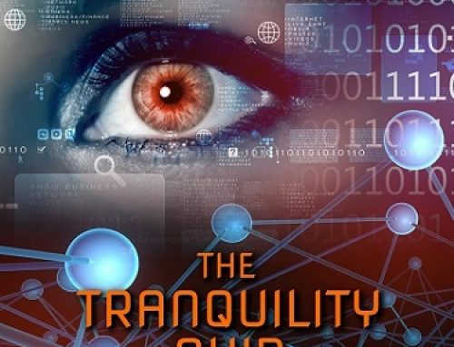 The Tranquility Chip – Published and Available on Amazon!