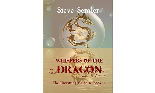 NaNoWriMo 2017: Whispers of the Dragon (About)